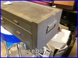 MACHINIST TOOLS LATHE MILL Machinist Kennedy Machinist Riser Tool Box BxE BsmnT