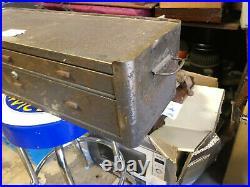 MACHINIST TOOLS LATHE MILL Machinist Kennedy Machinist Riser Tool Box BxF BsmnT