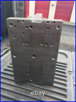 MACHINIST TOOLS LATHE MILL Machinist Large Angle Plate Fixture