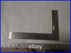 MACHINIST TOOLS LATHE MILL Machinist Large Poland Steel Machinist Square Gage
