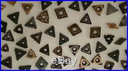 MACHINIST TOOLS LATHE MILL Machinist Lot of Carbide Cutting Inserts 144 pcs