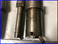 MACHINIST TOOLS LATHE MILL Machinist Lot of Jig Bore Tooling Tool Holders DrQa