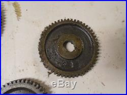 MACHINIST TOOLS LATHE MILL Machinist Lot of Machine Gears 5/8 Bore