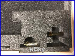 MACHINIST TOOLS LATHE MILL Machinist Mitutoyo Pin Anvil Micrometer in Case ShE