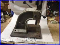 MACHINIST TOOLS LATHE MILL Machinist Queens Tool Dovetail Arbor Press
