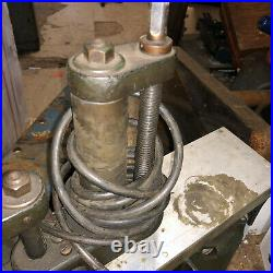 MACHINIST TOOLS LATHE MILL Machinist Sensitive Drilling Drill Tap Machine