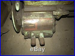 MACHINIST TOOLS LATHE MILL Machinist South Bend 9 Model A Lathe