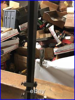 MACHINIST TOOLS LATHE MILL Machinist Starrett 24 Height Gage in Wood Case