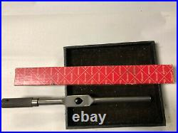 MACHINIST TOOLS LATHE MILL Machinist Starrett Tap Wrench Tool 91C DrW