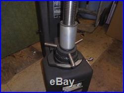 MACHINIST TOOLS LATHE MILL Machinist Wilson Hardness Tester Model 4TY