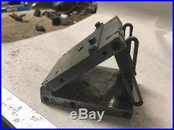 MACHINIST TOOLS LATHE MILL Micro Adjustable Milling Fixture Plate Block