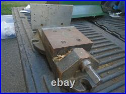 MACHINIST TOOLS LATHE MILL Mill Milling Vise 5 1/4