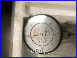 MACHINIST TOOLS LATHE MILL Mitutoyo 513 143.0001 Dial Indicator Gage OkCb