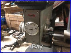 MACHINIST TOOLS LATHE MILL Precision Servo Prod High Speed Micro Mill Drill