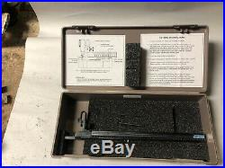 MACHINIST TOOLS LATHE MILL SPI Shallow Bore Test Gage Gauge sh E