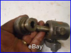 MACHINIST TOOLS LATHE MILL South Bend Micrometer Carriage Stop Micrometer