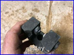 MACHINIST TOOLS LATHE MILL UNSUED Brown & Sharpe185 220 Knurling Tool DrWX