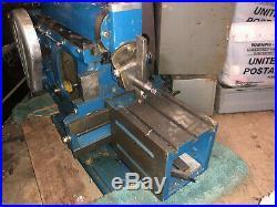 MACHINIST TOOLS LATHE MILL Vintage Atlas Shaper Machine