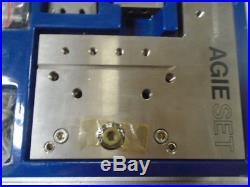MACHINIST TOOLS LATHE MILL Wire EDM AGIE SET Clamp Set