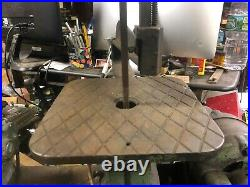 MACHINIST TOOLS LATHE Machinist Butterfly Bench Top Die Filer File Machine