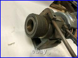 MACHINIST TOOLS MILL LATHE Machinist Yuasa 5 C Collet Indexer Fixture OfCe