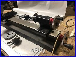 MACHINIST TOOLS MILL LATHE Sherline Lathe 3 1/2 Lathe 24 Long Jewelers Lathe