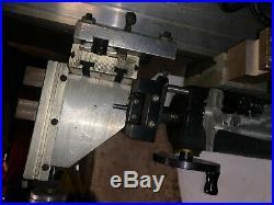 MACHINIST TOOL LATHE Jewelers Micro Mill MIlling Machine Lathe