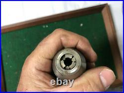 MACHINIST TOOL LATHE MILL Albrecht Keyless Drill Chuck 0 1/4 5/8 Shank DrCC
