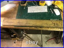 MACHINIST TOOL LATHE MILL Brass Bar Stock 4 x 1/2 x 32 1/2 Long J InVst