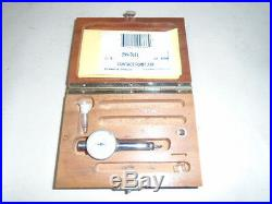 MACHINIST TOOL LATHE MILL Brown & Sharpe Bestest 7027.0001 Dial Indicator Gage