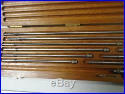 MACHINIST TOOL LATHE MILL Brown & Sharpe Inside Micrometer Gage Gauge A
