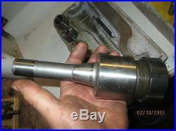 MACHINIST TOOL LATHE MILL Buck Saber Tool Tool Holders Set R8 R 8 for Bridgeport