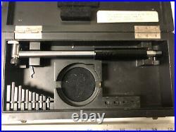 MACHINIST TOOL LATHE MILL Carl Mahr Dial Bore Gage 1.4 2.4 GrnCb