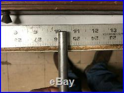 MACHINIST TOOL LATHE MILL Criterion Adjustable Boring Head 1/2 Holder DrZa