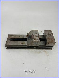 MACHINIST TOOL LATHE MILL Ground Tool Makers Grinding Vise