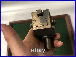 MACHINIST TOOL LATHE MILL Hardinge DSM 1 Adjustable Knee Turning Tool ShK