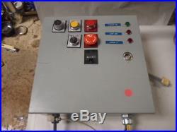 MACHINIST TOOL LATHE MILL Large Power Control Box