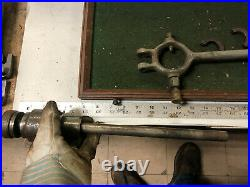 MACHINIST TOOL LATHE MILL Machinist 3C Collet Closing Draw Bar Parts GryCb