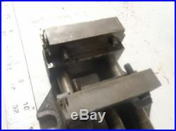 MACHINIST TOOL LATHE MILL Machinist 3 Milling Drilling Vise