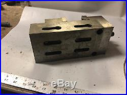 MACHINIST TOOL LATHE MILL Machinist 4 Ground Milling Grinding Vise