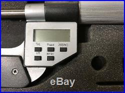 MACHINIST TOOL LATHE MILL Machinist Digital 1 Blade Micrometer Gage OkCs