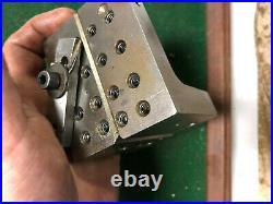 MACHINIST TOOL LATHE MILL Machinist Micro Small Angle Block Set Up Fixture GnCb
