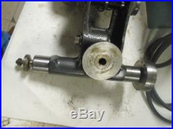 MACHINIST TOOL LATHE MILL Machinist NICE Dumore Tool Post Grinder 11 011