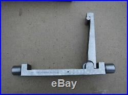 MACHINIST TOOL LATHE MILL Machinist Precision Adjustable Sine Bar Block 7