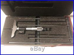 MACHINIST TOOL LATHE MILL Machinist Starrett Digital Depth Gage Micrometer DrNK