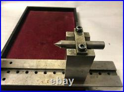 MACHINIST TOOL LATHE MILL Machinist Tool Makers Precision Center Fixture OfCe