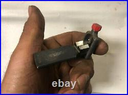MACHINIST TOOL LATHE MILL Micro Jewelers V Block and Clamp Fixture ShK InVst