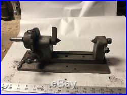 MACHINIST TOOL LATHE MILL South Bend Shaper Indexer Spinning Fixture