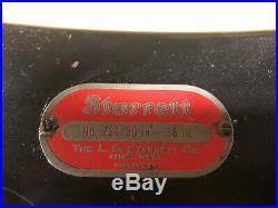 MACHINIST TOOL LATHE MILL Starrett 30 to 36 Micrometer Gage Gauge