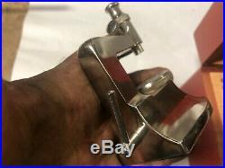 MACHINIST TOOL LATHE MILL Watch Maker Jeweler Favorite Swiss Staking Tool Set